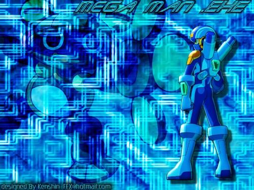 Capcom, MegaMan Wallpaper