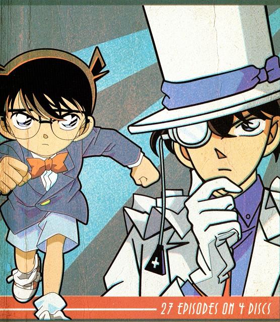 Gosho Aoyama, TMS Entertainment, Detective Conan, Kaito Kuroba, Conan Edogawa