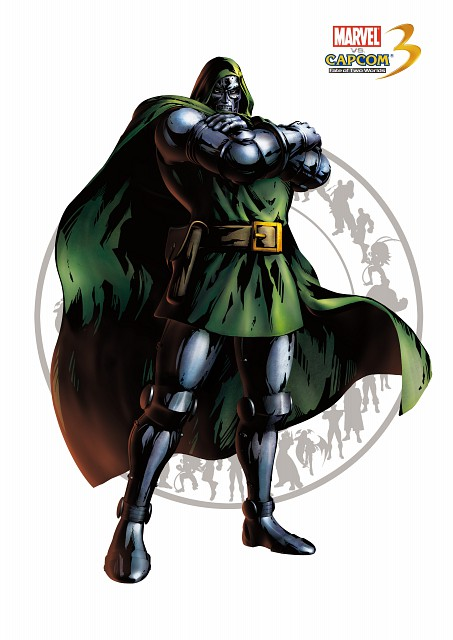 Capcom, Marvel, Marvel vs Capcom 3, Dr. Doom