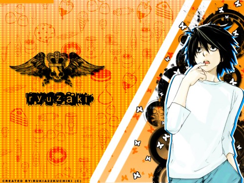 Takeshi Obata, Madhouse, Death Note, L Wallpaper