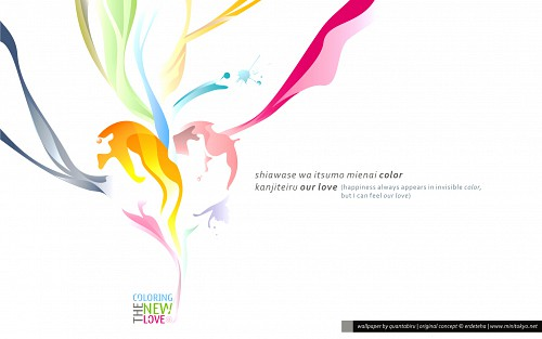 Collaboration, Member Art, Vector Art, Original Wallpaper