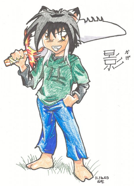 Rumiko Takahashi, Inuyasha, Original, Member Art
