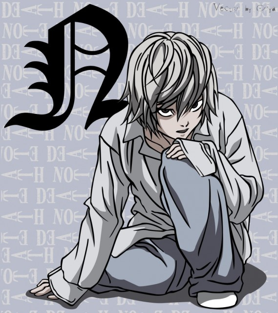 Takeshi Obata, Madhouse, Death Note, Near, Vector Art