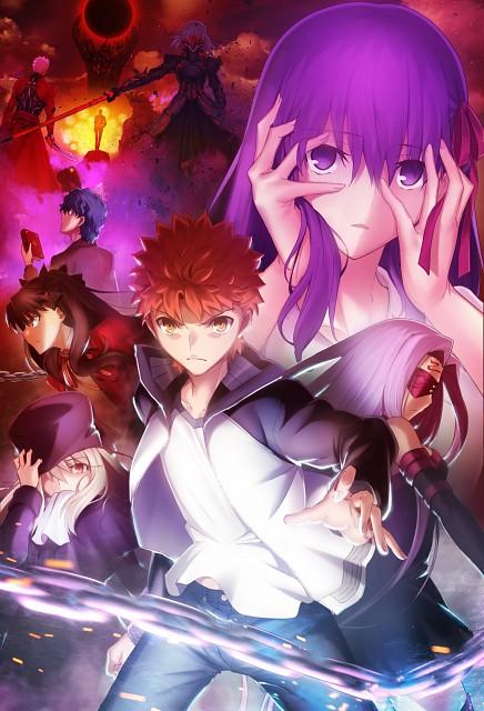 TYPE-MOON, Ufotable, Fate/stay night, Shiro Emiya, Berserker (Fate/stay night)