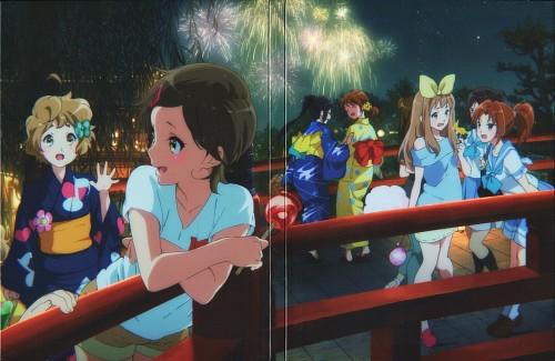 Shouko Ikeda, Pony Canyon, Kyoto Animation, Hibike! Euphonium, Yuuko Yoshikawa