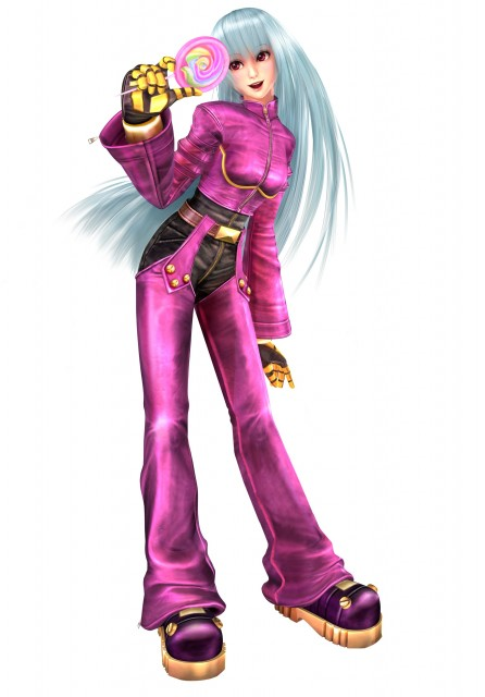 SNK, King of Fighters, Kula Diamond