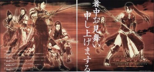 Kamui Fujiwara, Production I.G, Seirei no Moribito, Mon, Chagum