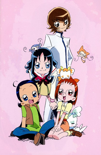 Toei Animation, Ojamajo DoReMi, HeartCatch Precure!, Rere (Ojamajo DoReMi), Erika Kurumi