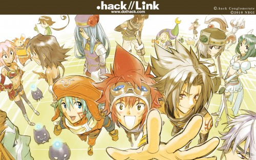 .hack//Link, Haseo, Sakubo (.hack), Black Rose, Endrance