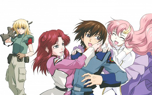 Hisashi Hirai, Sunrise (Studio), Mobile Suit Gundam SEED, Mobile Suit Gundam Seed & Seed Destiny Pinup Collection, Athrun Zala