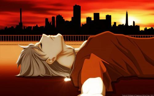 Nitro+, Togainu no Chi, Akira (Togainu no Chi) Wallpaper
