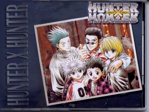 Yoshihiro Togashi, Hunter x Hunter, Kurapika , Gon Freecss, Killua Zaoldyeck Wallpaper