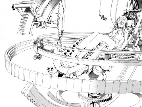 Oh! Great, Air Gear, Kururu Sumeragi