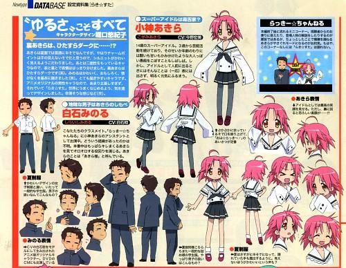 Yoshimizu Kagami, Kyoto Animation, Lucky Star, Akira Kogami, Minoru Shiraishi