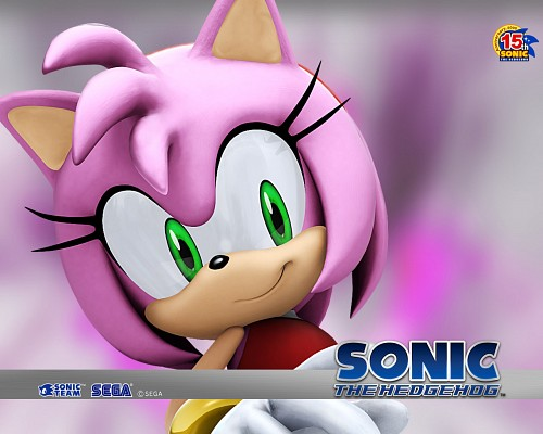Sega, Sonic the Hedgehog, Amy Rose