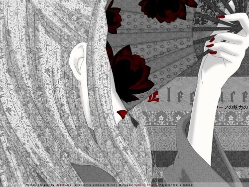 Matsuri Hino, Studio DEEN, Vampire Knight, Shizuka Hiou, Vector Art Wallpaper