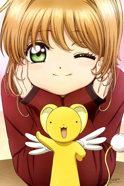 CLAMP, Cardcaptor Sakura, Keroberos, Sakura Kinomoto, Pin-up Poster