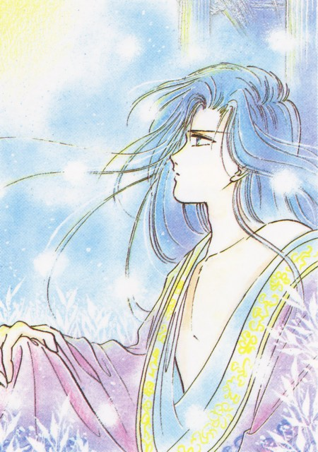 Yuu Watase, Fushigi Yuugi, Watase Yuu Illustration Collection: Fushigi Yuugi, Hotohori