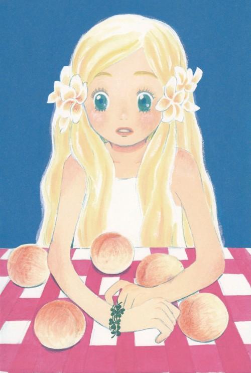 Chika Umino, Honey and Clover, Hagumi Hanamoto, Manga Cover