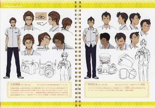 Madhouse, Photo Kano, Hiromichi Kudou, Itta Nakagawa, Character Sheet