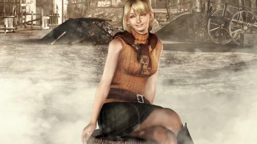 Capcom, Resident Evil 4, Ashley Graham Wallpaper