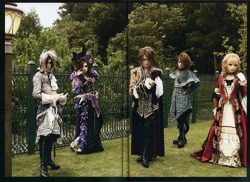 Teru, Kamijo, Hizaki, Yuki, Versailles: Philharmonic Quintet