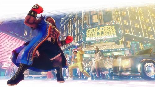 Capcom, Street Fighter, Balrog