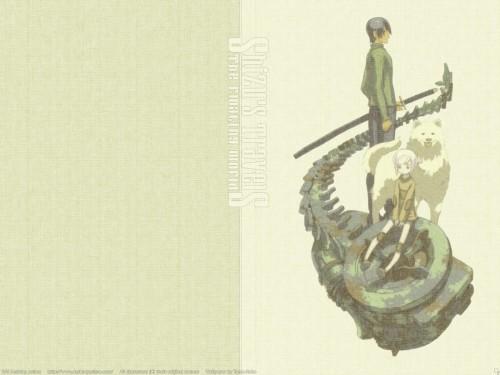 Kouhaku Kuroboshi, Kino no Tabi, Shizu, Riku (Kino no Tabi) Wallpaper
