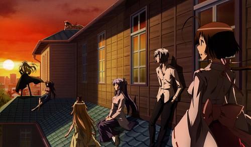 Sakurako Gokurakuin, Seven Arcs, Sekirei, Uzume (Sekirei), Miya Asama
