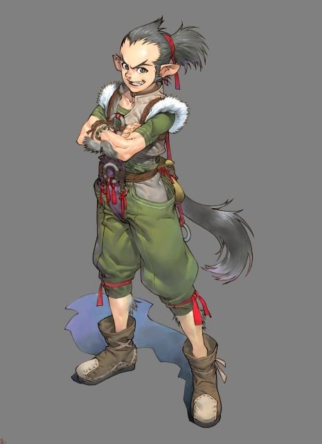 Square Enix, Grandia, Ulf