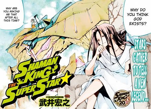 Hiroyuki Takei, Shaman King Flowers, Shaman King, Yoh Asakura, Hao Asakura