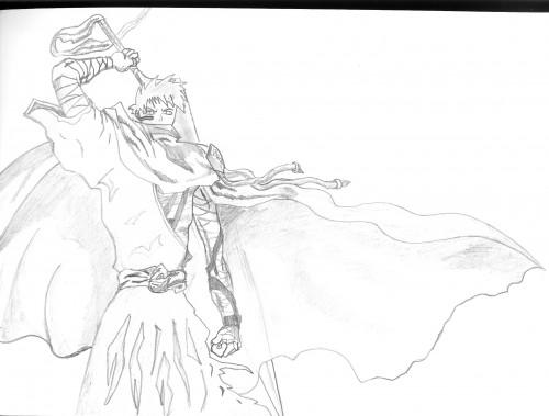 Kubo Tite, Studio Pierrot, Bleach, Ichigo Kurosaki, Member Art