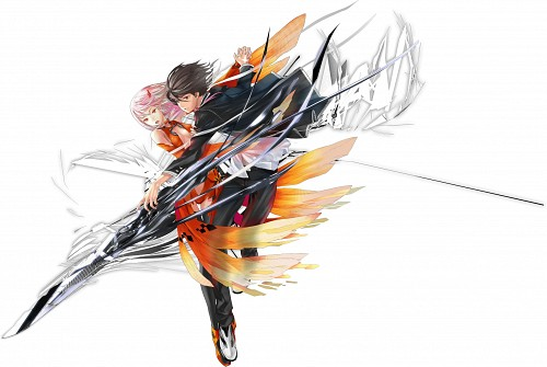 redjuice, Production I.G, GUILTY CROWN, GUILTY CROWN - redjuice's Notebook, Shu Ouma