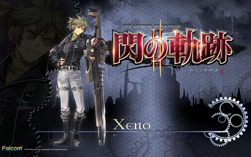 Falcom, The Legend of Heroes: Zero no Kiseki, Xeno (Zero no Kiseki), Official Wallpaper