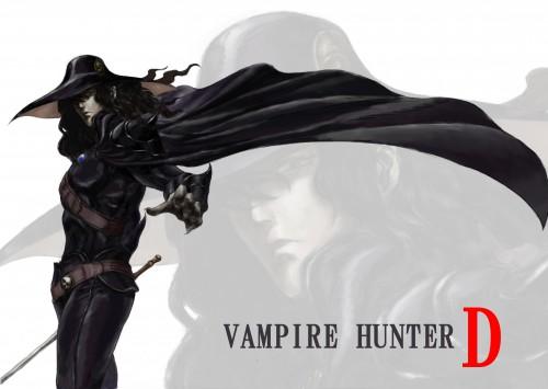 Vampire Hunter D, D (Vampire Hunter D)