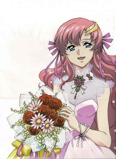 Hisashi Hirai, Sunrise (Studio), Mobile Suit Gundam SEED Destiny, Lacus Clyne