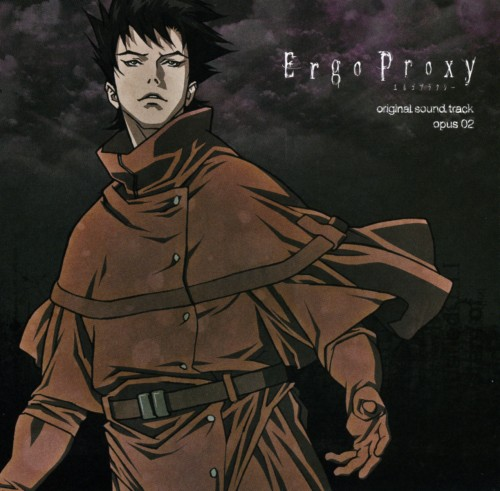 Geneon/Pioneer, Ergo Proxy, Vincent Law