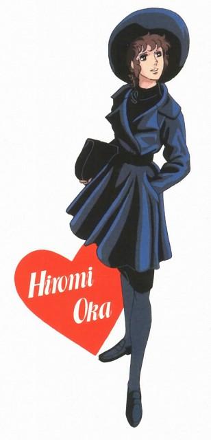 Ace wo Nerae!, Hiromi Oka