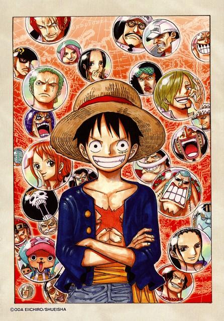 Eiichiro Oda, Toei Animation, One Piece, Monkey D. Luffy, Usopp