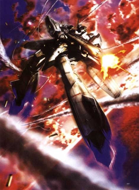 Satelight, Tatsunoko Production, Bandai Visual, Macross, Macross Zero