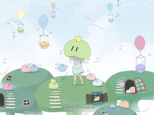 Kyoto Animation, Clannad Wallpaper