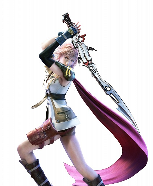 Square Enix, Final Fantasy XIII, Lightning (FF XIII), Occupations