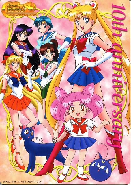 Toei Animation, Bishoujo Senshi Sailor Moon, Luna-P, Sailor Jupiter, Luna