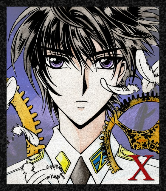 CLAMP, Madhouse, X, Kamui Shirou, Member Art