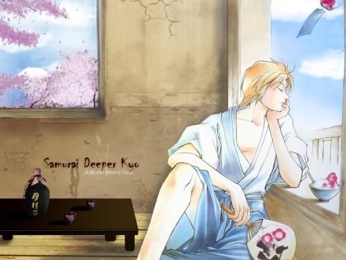 Studio DEEN, Samurai Deeper Kyo, Akira (SDK) Wallpaper