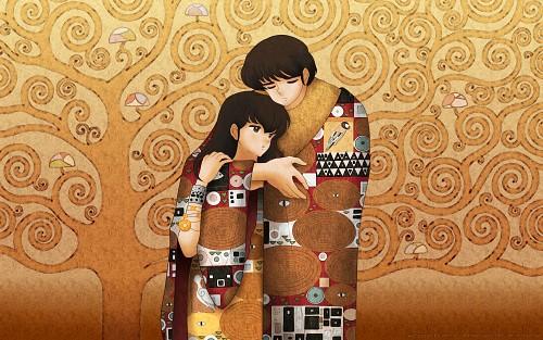 Rumiko Takahashi, Maison Ikkoku, Yusaku Godai, Kyoko Otonashi Wallpaper