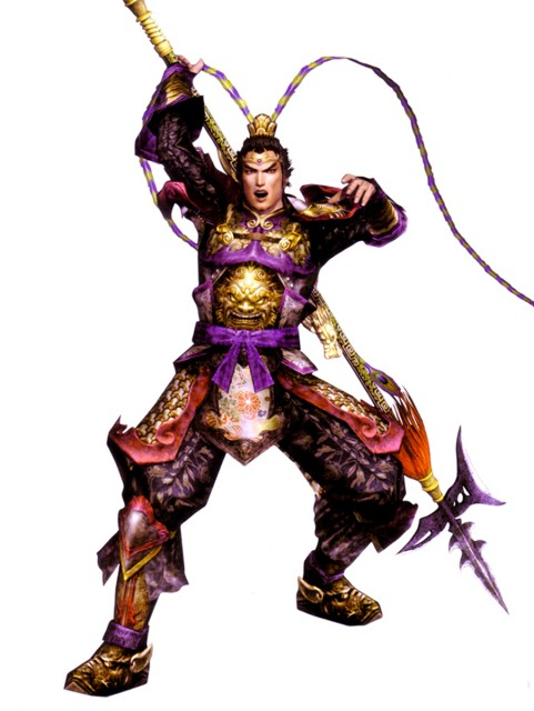 Koei, Dynasty Warriors, Lu Bu