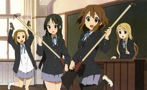Kakifly, Yukiko Horiguchi, Kyoto Animation, K-On!, Yui Hirasawa