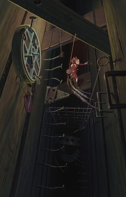 Studio Ghibli, The Borrower Arrietty, Arrietty