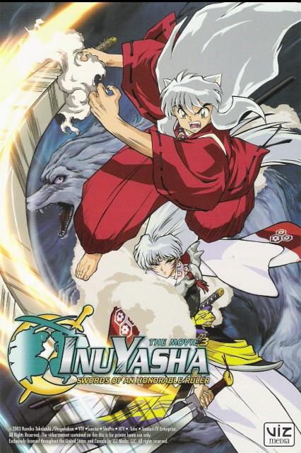 Rumiko Takahashi, Inuyasha, Inuyasha (Character), Sesshoumaru